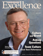Robert Whipple on Sales and Service Excellence July 2001