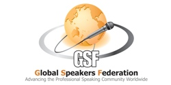 Global Speakers Federation member