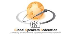 Global Speakers Federation member