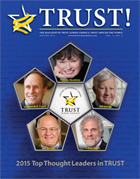 Trust Magazine, Top Thought Leaders 2015